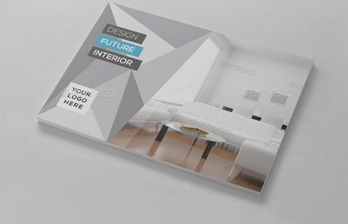 Professional Interior Design Brochure