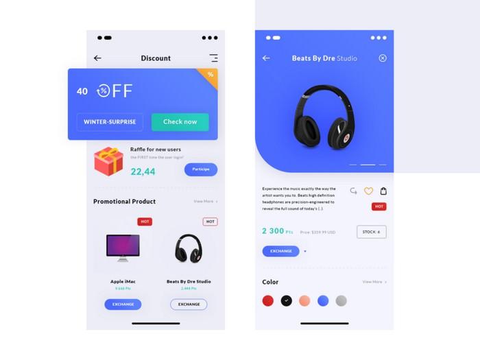 Discount IOS App