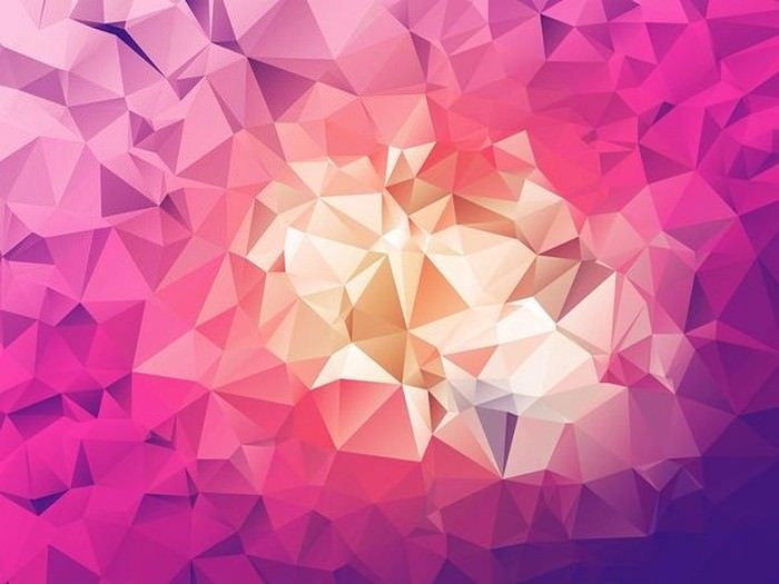 Polygonal Low Poly Background