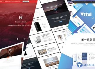 HTML UI Kits