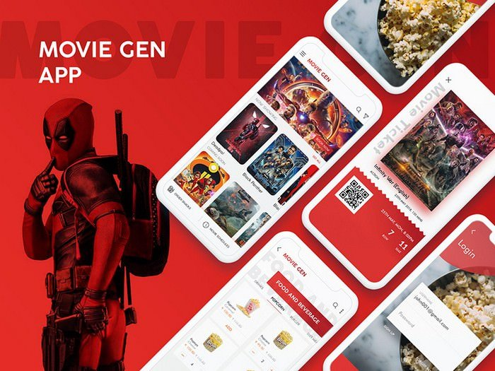 MoviesGen App