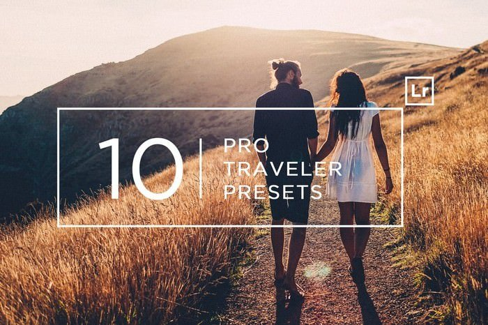 10 Pro Traveler Lightroom Presets