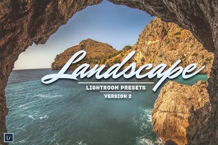 Landscape Lightroom Presets Ver. 2