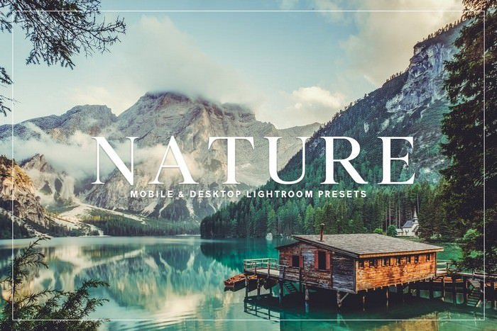 Nature Lightroom Presets Collection