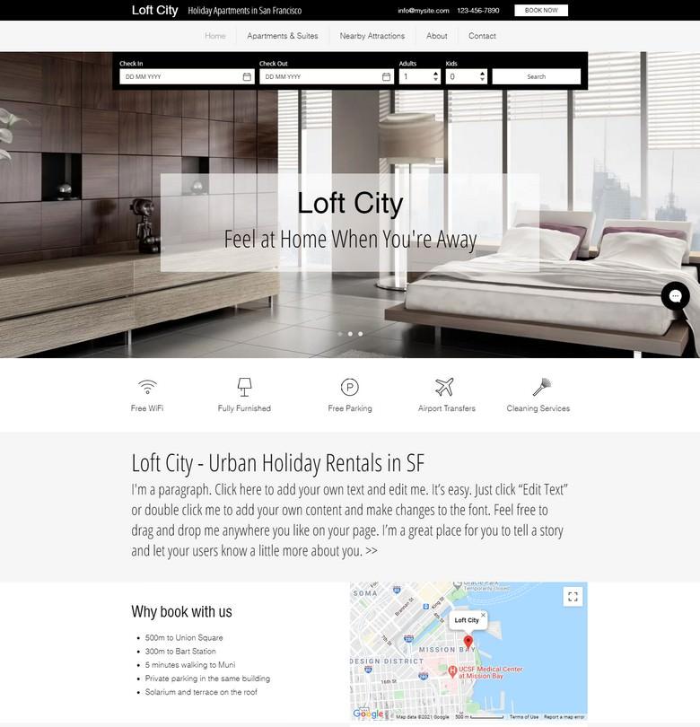 Urban Holiday Apartments