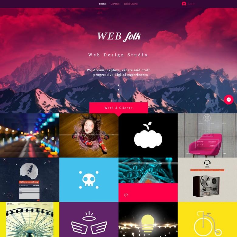 WEB folk