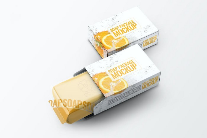 Soap Bar Package