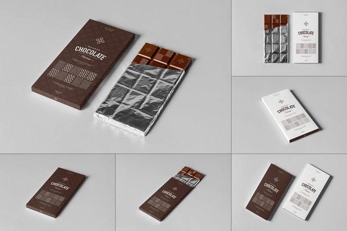 Chocolate Mock-up