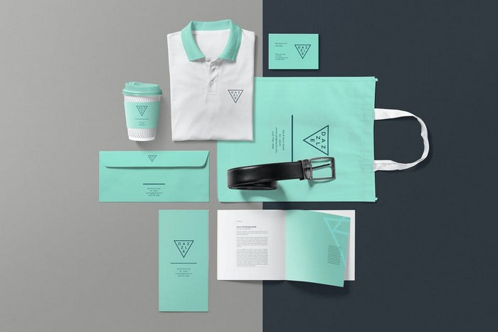 Corporate Branding Mockup