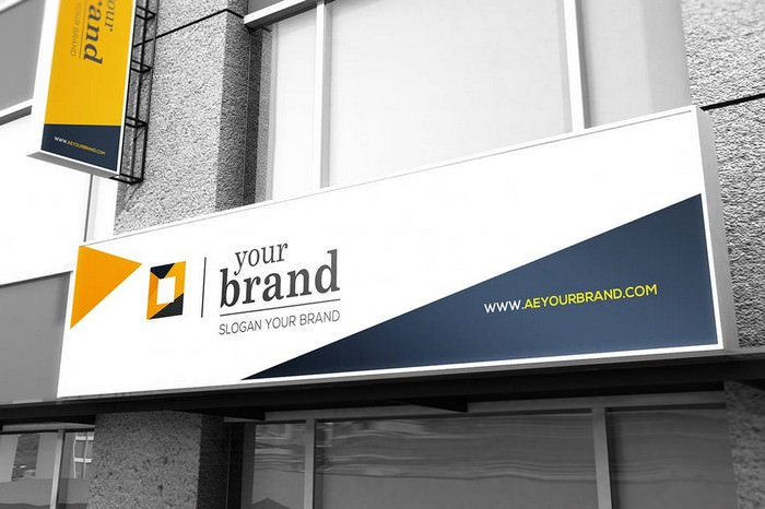 Corporate Identity - Branding Mockups