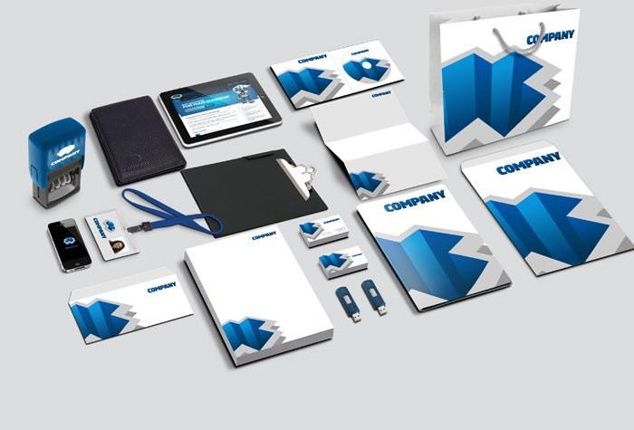 Corporate Identity Mockup Part 2
