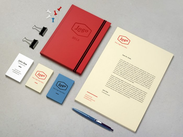 Identity Branding MockUp Vol.3