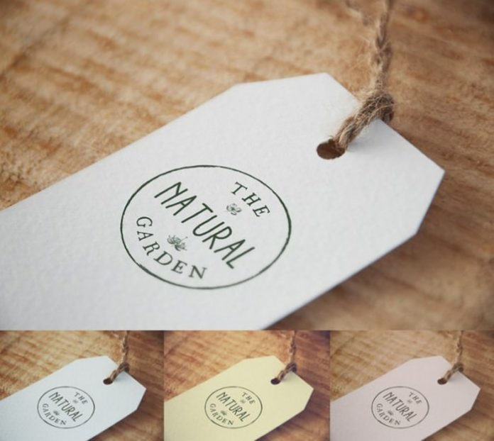 30+ Amazing Tag And Label Mockup Templates 2020