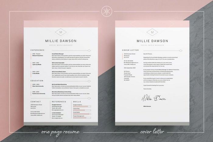 Resume -CV Millie