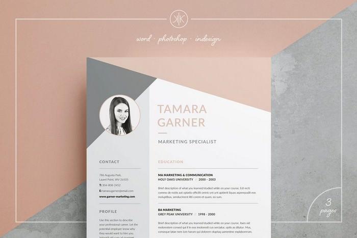 Resume - CV Tamara