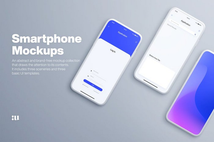Smartphone Mockups