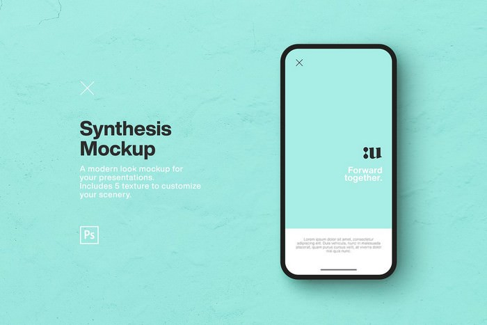 Synthesis - Smartphone Mockup