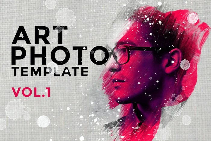 Art Photo Template