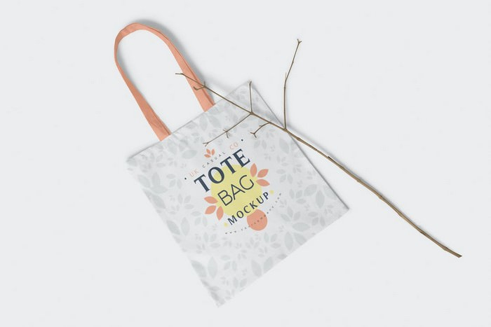 Amazing Tote bag mockups