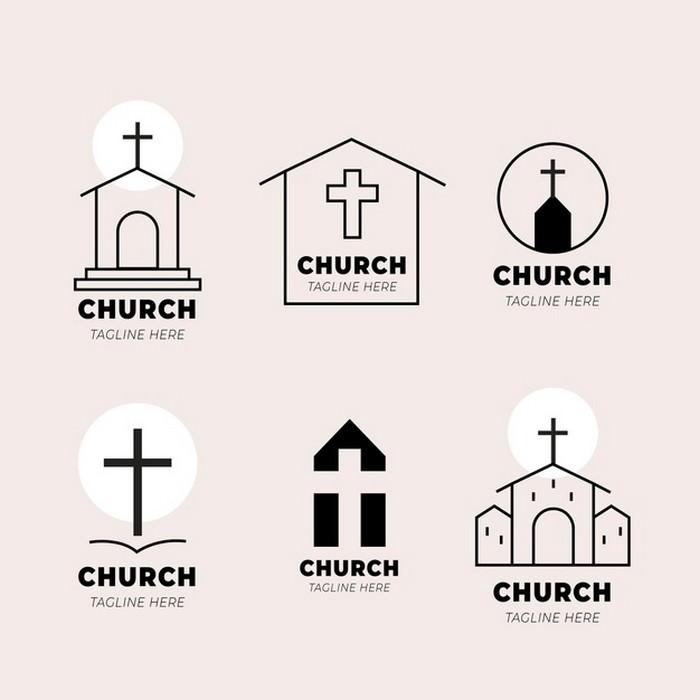 Church Logo Collection Template