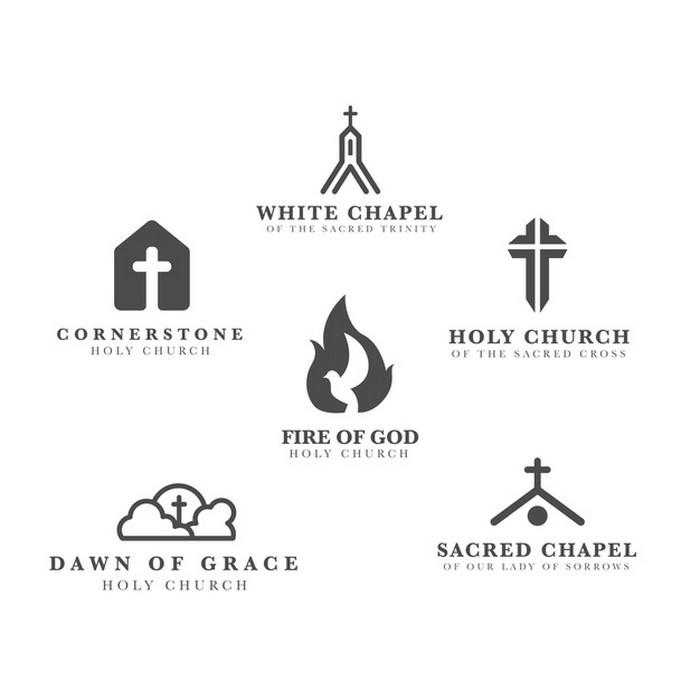 Church Logo Template Collection