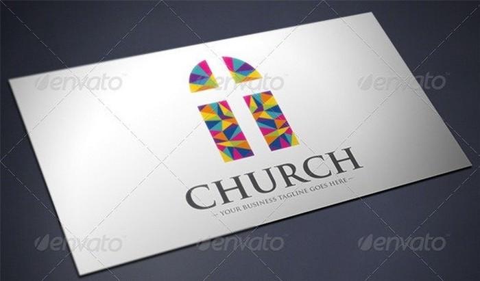 Church Logo Template