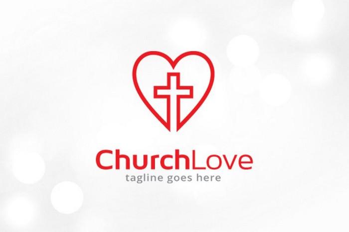 Church Love Logo