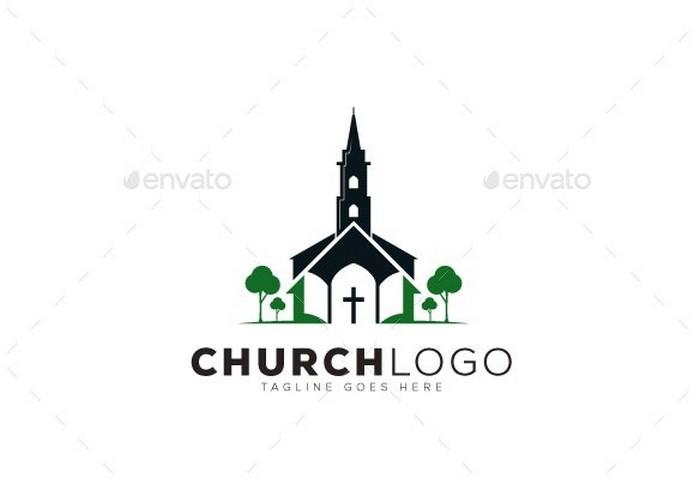Church Vector Base Logo