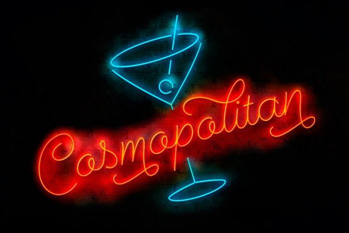 Cosmopolitan Script & Sans + Extras