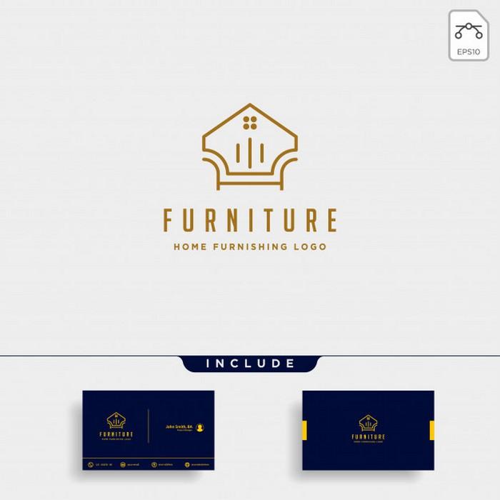 Furniture Logo Design