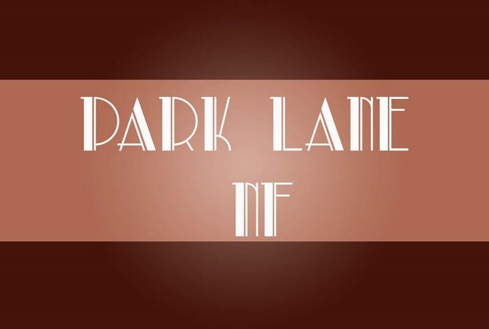 Park Lane NF