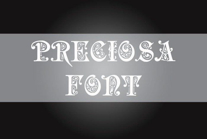 Preciosa Font