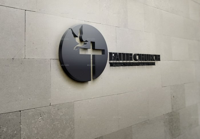 Premium Faith Church Logo