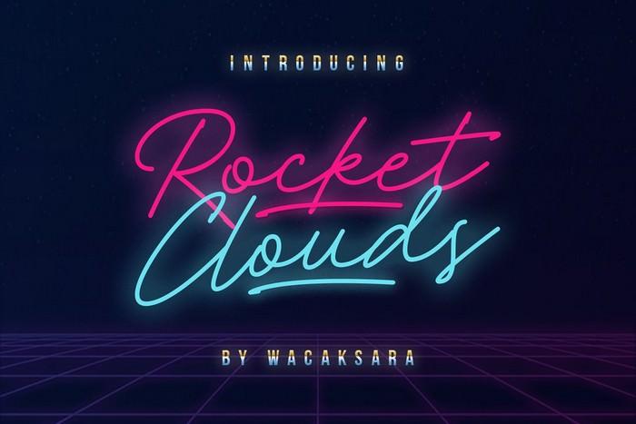 Rocket Clouds