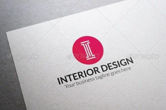 Stylish Interior Design Logo