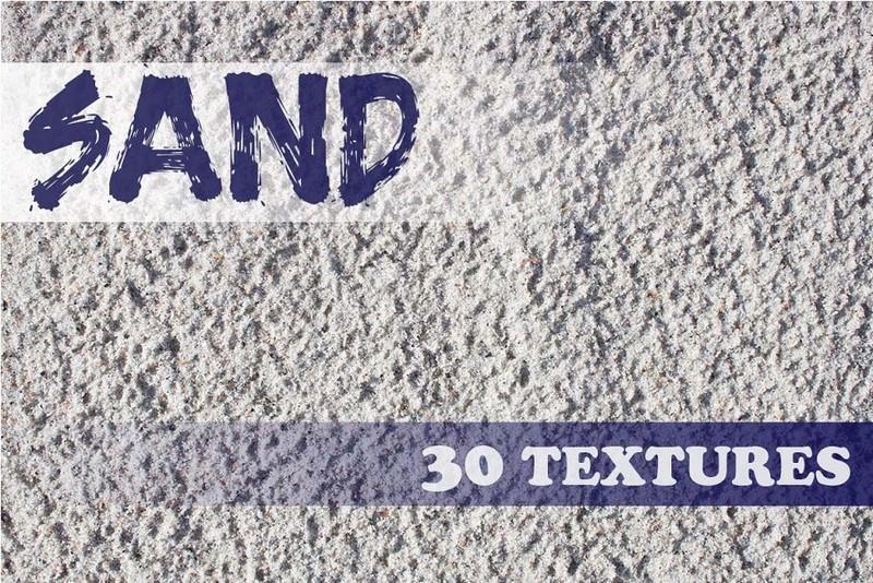 Beach Sand Texture - 4752 x 3168 px with 300 DPI