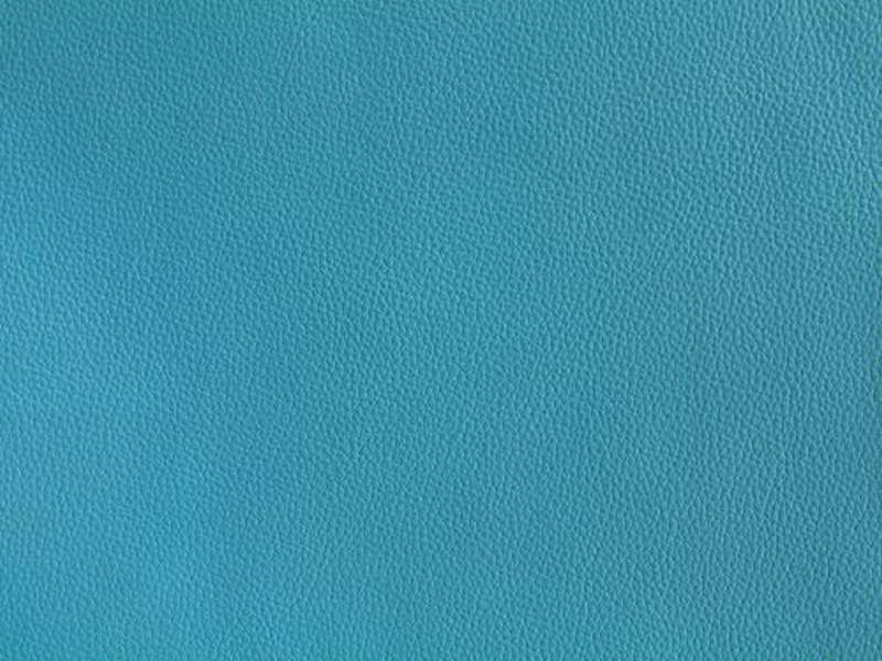 Teal Leather Texture