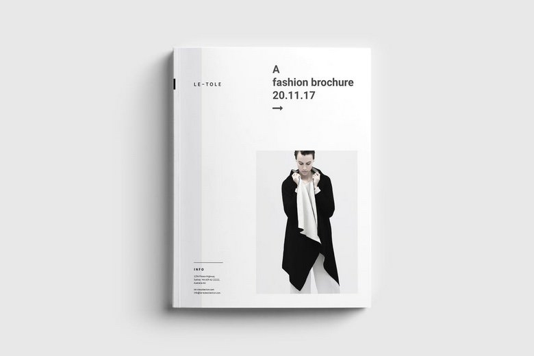 A Fashion Brochure