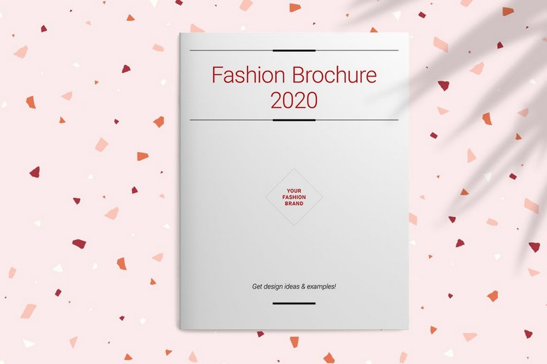 Beautiful Fashion Brochure