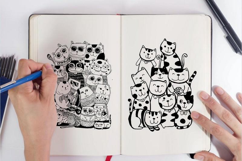 Sketch Book Mock