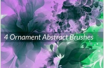 40+ Best Abstract Photoshop Brushes For Designers