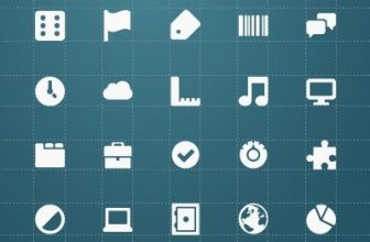 72+ Free Vector Web Icon Sets In High Quality