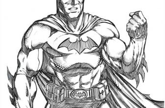 21+ Amazing Batman Drawings For Inspiration
