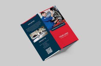 10+ Top Repair Services Brochure Templates 2020
