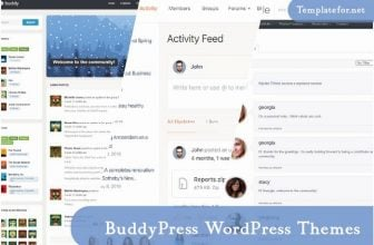 30+ Best BuddyPress WordPress Themes For Community