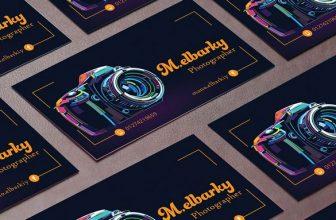 40+ Best Photographer Business Card Templates 2020