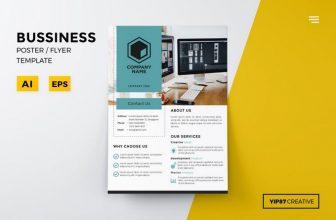20+ Best Business Flyer Templates For Startups 2019
