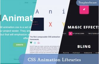 33+ Best CSS Animation Libraries 2020