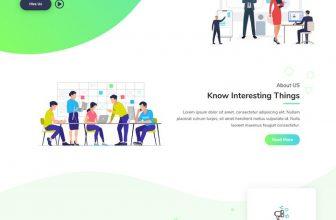 18+ Best Advertising Agency HTML Website Templates 2020
