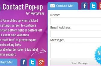 50+ Best WordPress Contact Form Plugins 2018